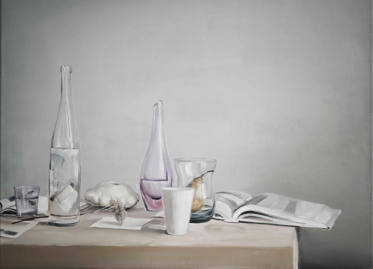 White Still-Life