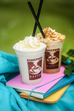 Einstein Kaffee Summer Shoot