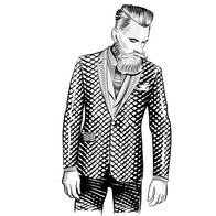 Men's Style - A Man And His Suit