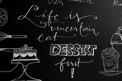 'Dessert'