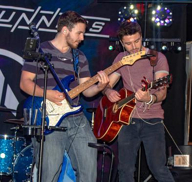 Chris and Nick