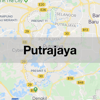 Putrajaya Green City