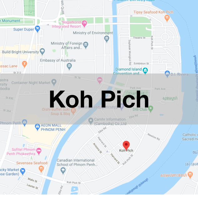 Koh Pich Walkthrough