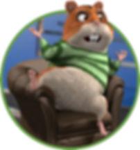 Hamster Character