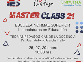 Master Class Normal Superior
