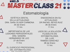 Master Class Estomatología