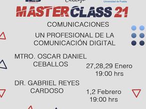 Master Class Comunicaciones