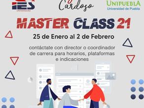 Inicia Master Class