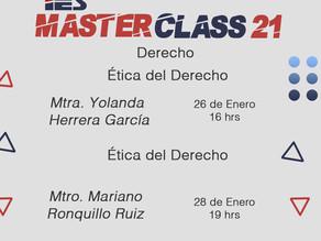 Master Class Derecho