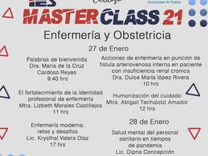 Master Class Enfermería