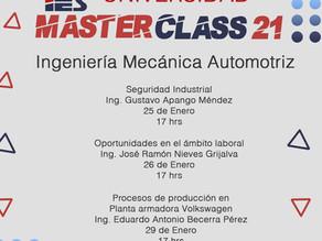 Master Class Mecánica Automotriz