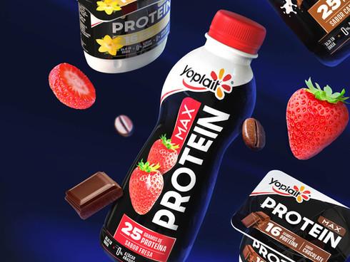 Yoplait Max Protein