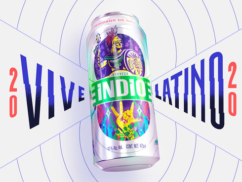 Indio Vive Latino