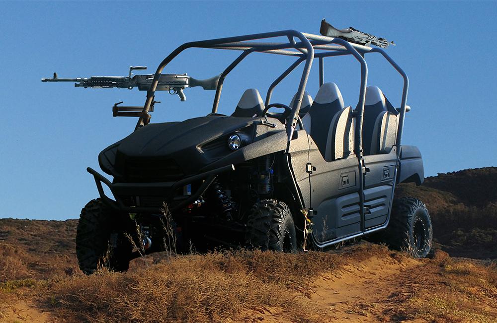 The eXV-1™ Utility Vehicle