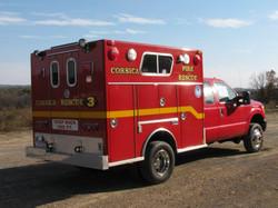 Rescue Vehicle Modification