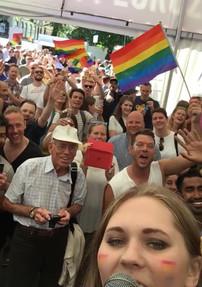Pride Parade 2018 - Eurozone