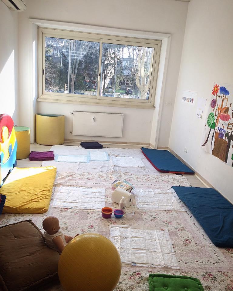 Massaggio Infantile 0-9 mesi
