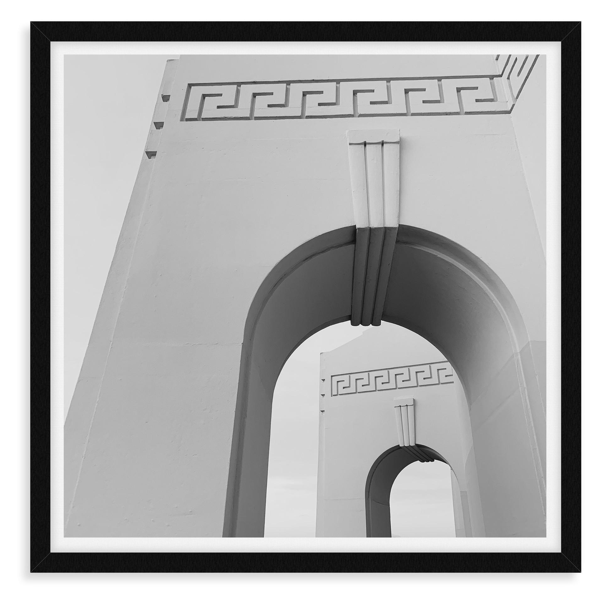 griffith park observatory arches archite