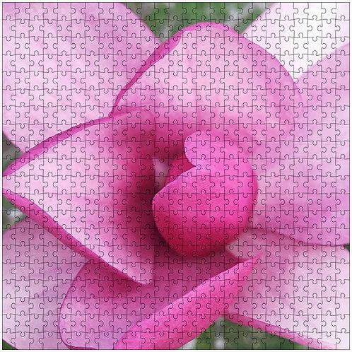 """""""Magnificent Magnolia"""" - 500 Piece Fine Art Premium Puzzle"""