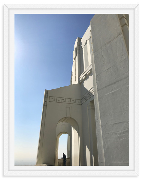 griffith park observatory architecture s