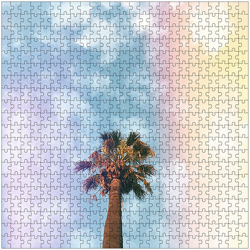 """Light to the Right"" - 500 Piece Fine Art Premium Puzzle"