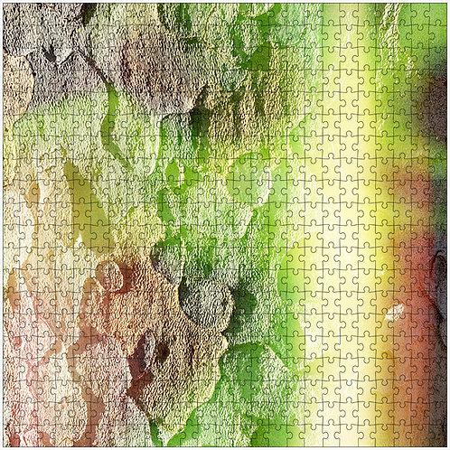 """""""Mystic Bark 4"""" - 500 Piece Fine Art Premium Puzzle"""