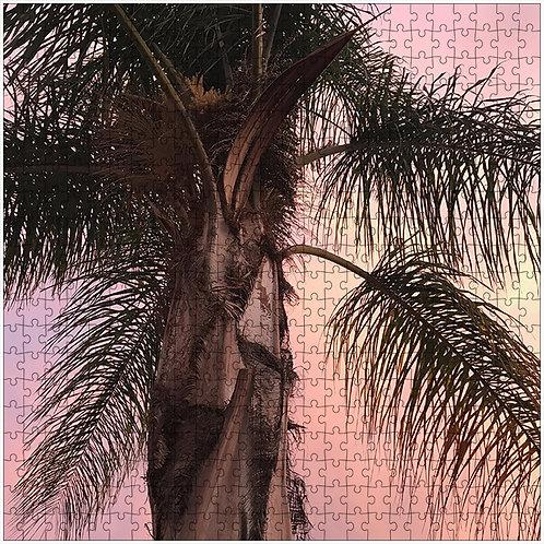 """Palm Body"" - 500 Piece Fine Art Premium Puzzle"