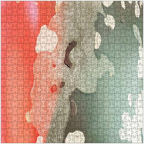 """""""Mystic Bark 6"""" - 500 Piece Fine Art Premium Puzzle"""