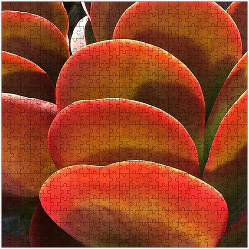 """""""Hard Petals"""" - 500 Piece Fine Art Premium Puzzle"""