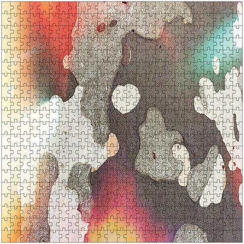 """""""Mystic Bark 1"""" - 500 Piece Fine Art Premium Puzzle"""