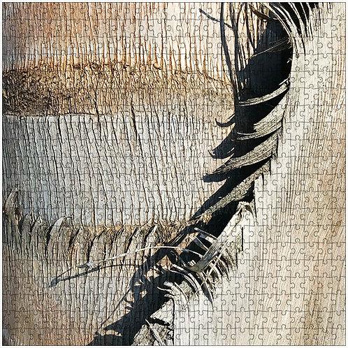 """Hairy Bark 2"" - 500 Piece Fine Art Premium Puzzle"