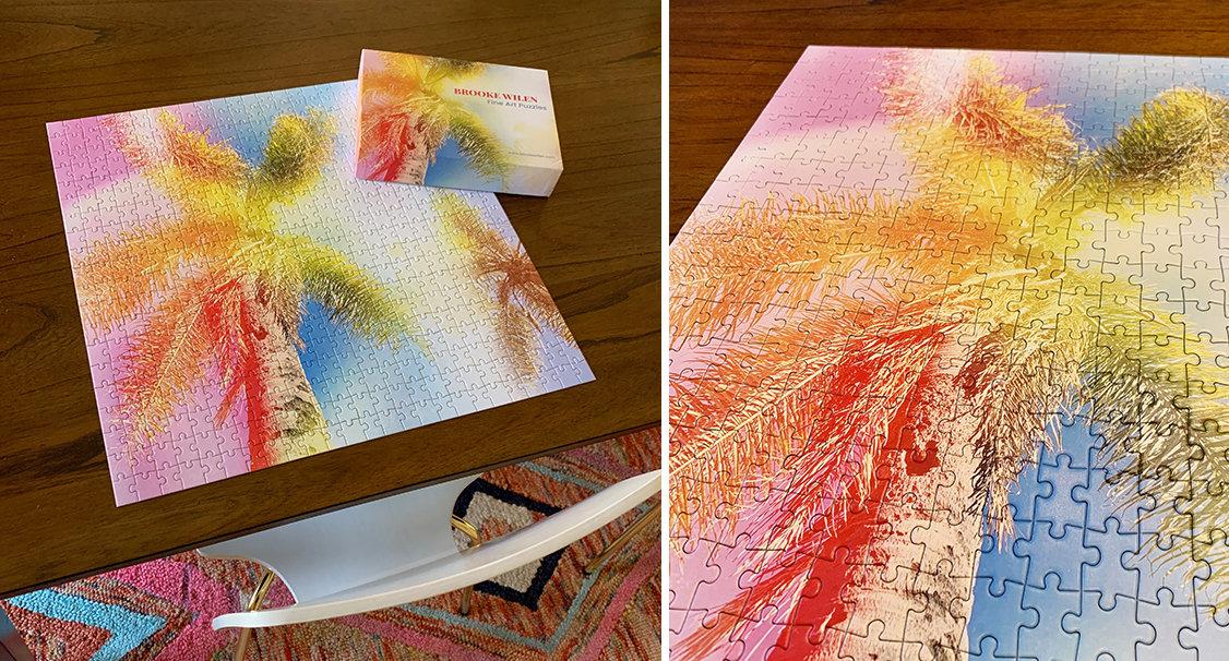 brooke wilen fine art jigsaw puzzles col