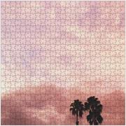 Pink Gradient Sky