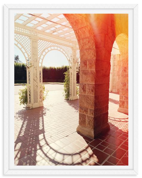 light shadow archways architecture sunli