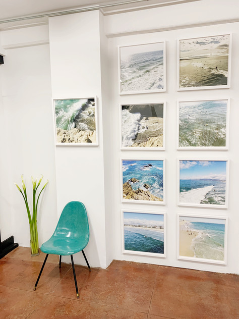gallery wall fine art photography downto
