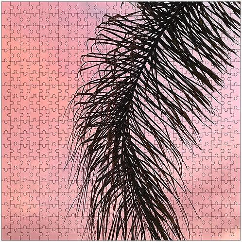 """""""Palm Arm"""" - 500 Piece Fine Art Premium Puzzle"""