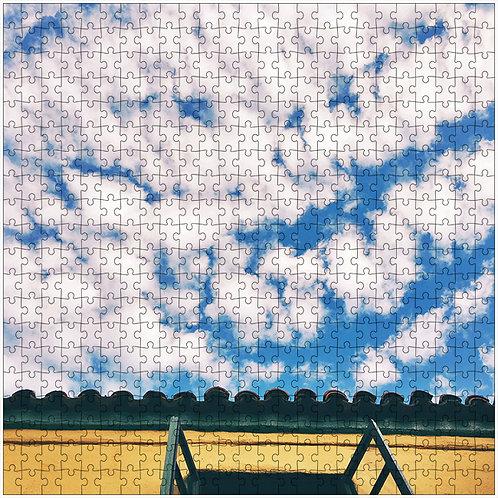 """Cloudy Overhead"" - 500 Piece Fine Art Premium Puzzle"