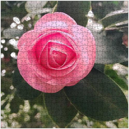 """""""Just Rosy"""" - 500 Piece Fine Art Premium Puzzle"""