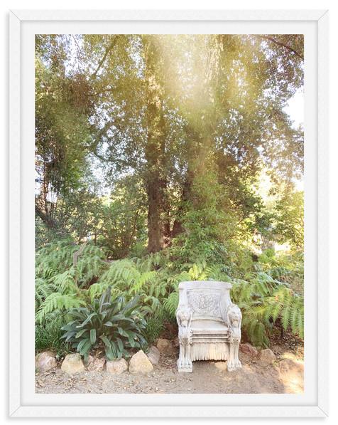 garden trees throne wall art leasing los