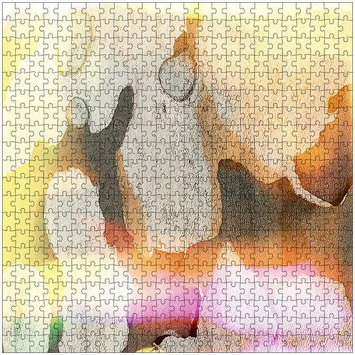 """""""Mystic Bark 3"""" - 500 Piece Fine Art Premium Puzzle"""