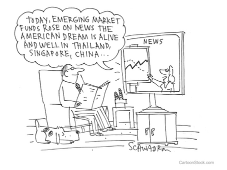 The Emerging Markets Story – Value Coupled with Volatility