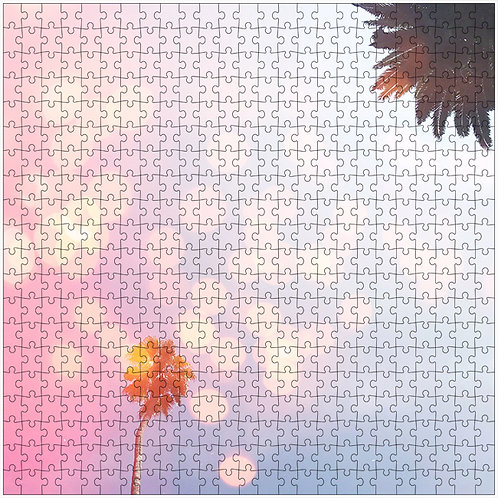 """Telepathy"" - 500 Piece Fine Art Premium Puzzle"