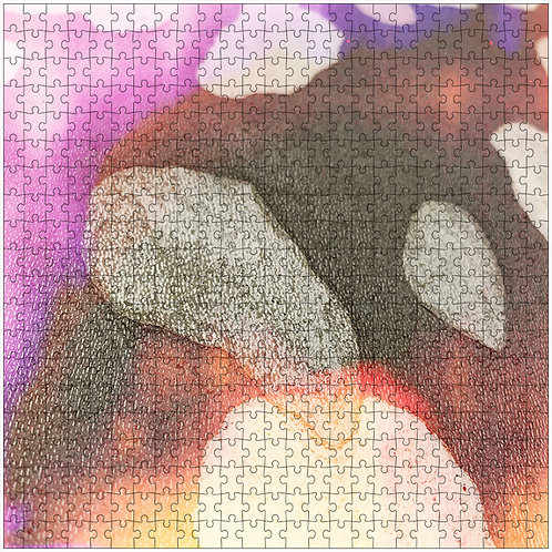 """""""Mystic Bark 5"""" - 500 Piece Fine Art Premium Puzzle"""