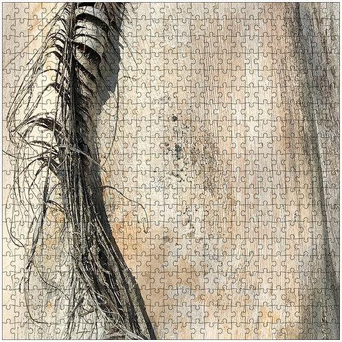 """Hairy Bark 1"" - 500 Piece Fine Art Premium Puzzle"