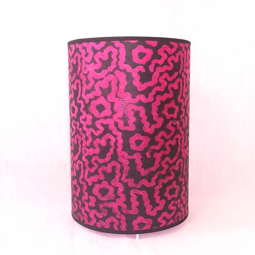 Tube papier Népalais rose