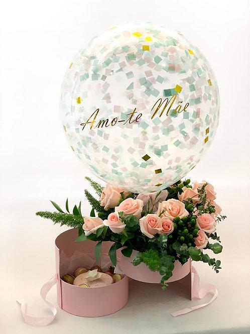Box Premium Rosa
