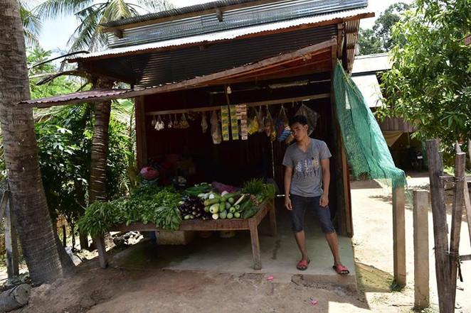 Manav - Kamboçya