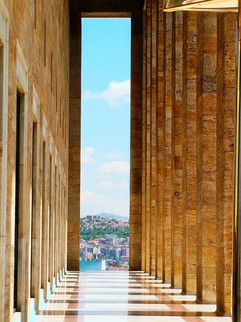Anıtkabirden Ankara Kalesine - Ankara