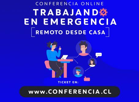 Quinta versión de #9punto5, conferencia pionera sobre trabajo remoto, se realizará online.
