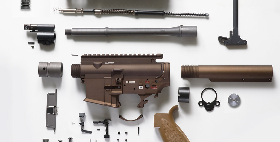 HAO's 416A5 Conversion kit for PTW